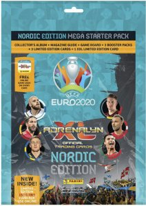 Adrenalyn XL Euro 2020 Mega Starter Pack