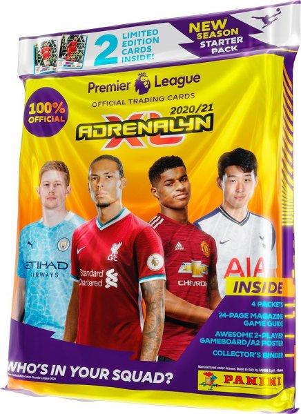 Panini Adrenalyn XL Premier League 20/21 Startersett