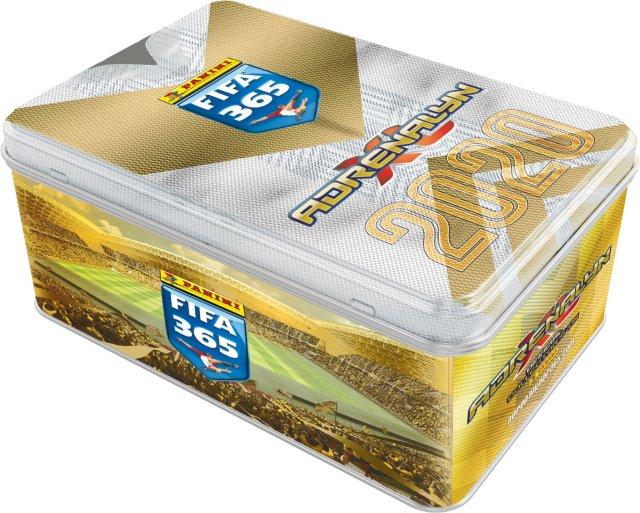Panini Adrenalyn XL FIFA 365 19/20 Mega Tin