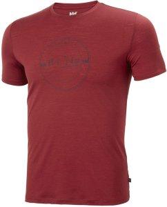 Merino Graphic T-Shirt (Herre)