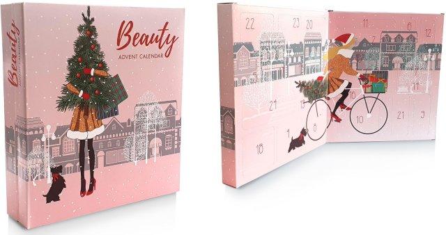 Pink Beauty Advent Calendar