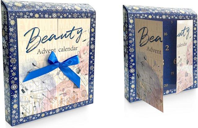 Blue Beauty Advent Calendar