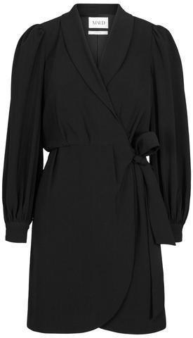 Maud Blazer Wrap Dress