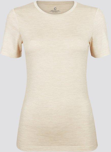 Best pris på Cubus DETAILS T skjorte i 100% merinoull Se
