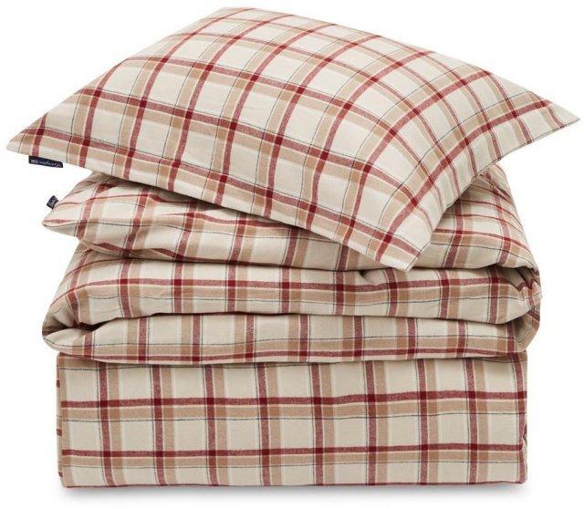 Lexington Striped Cotton Flannel sengesett