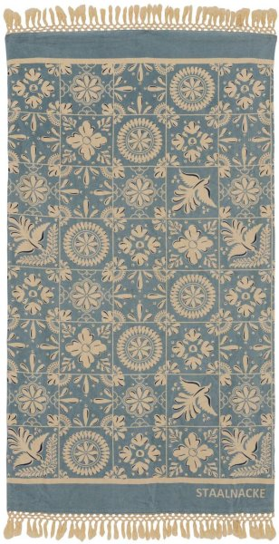Staalnacke Mosaique håndkle 100x180cm