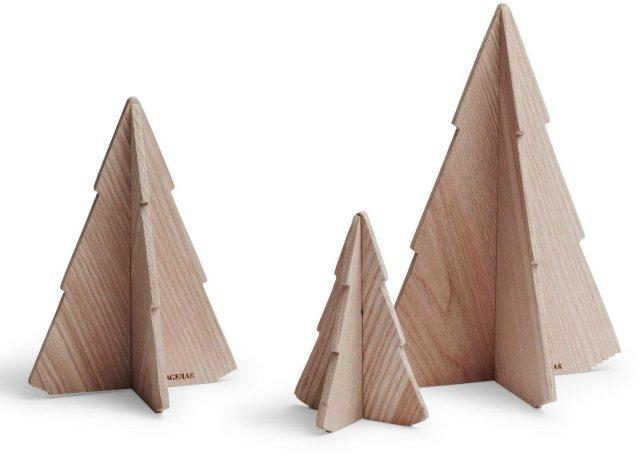 Skagerak Spruce trær 3 stk