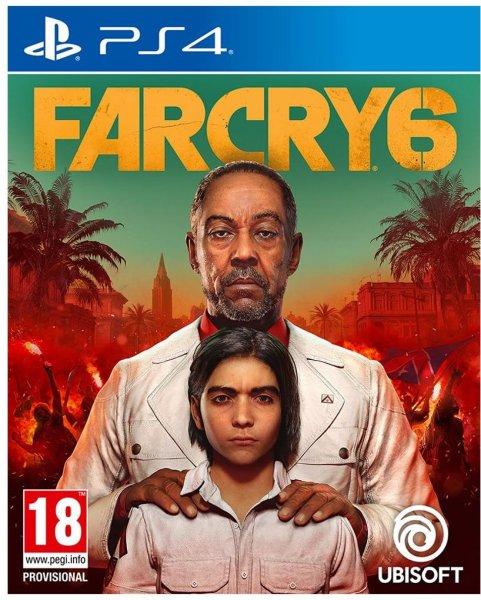 Far Cry 6 til Playstation 4