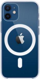 iPhone 12 Mini Klart deksel med MagSafe