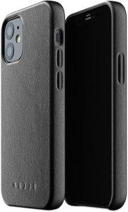Mujjo Premium Skinndeksel iPhone 12/12 Pro
