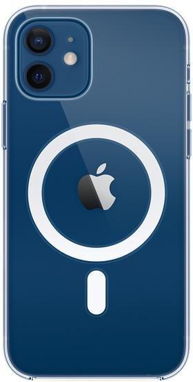 Apple iPhone 12/12 Pro Klart deksel med MagSafe