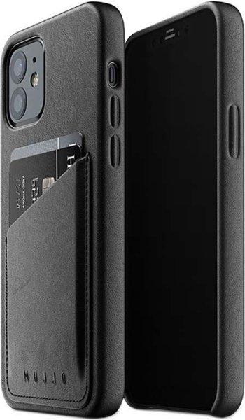 Mujjo Lommebokdeksel iPhone 12/12 Pro