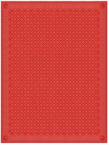 Åttebladrose duk 150x310cm