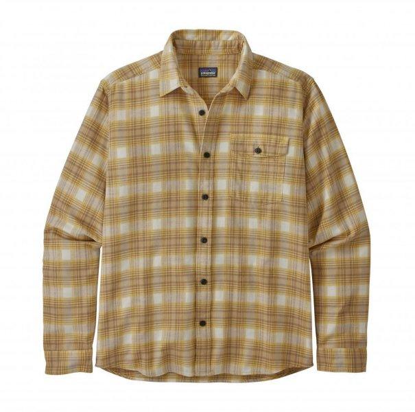 Patagonia LW Fjord Flannel Shirt (Herre)
