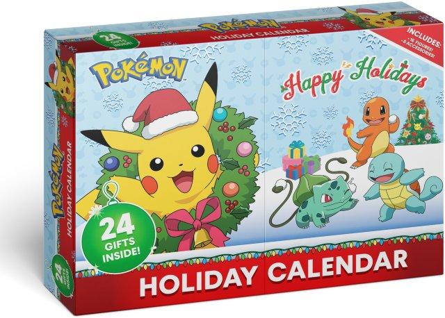 Pokémon Adventskalender