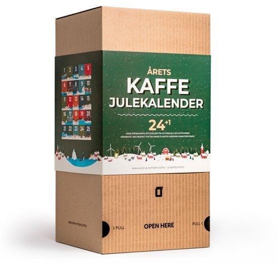 Growers Cup Coffee Christmas Calendar
