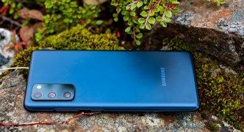Test: Samsung Galaxy S20 FE 5G 256GB