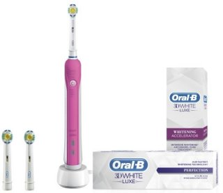 Oral-B PRO 2000 + Oxyjet
