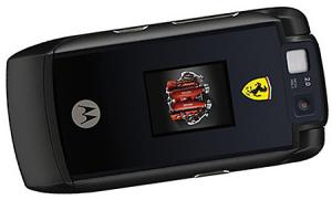Motorola Razr V6 Maxx Ferrari