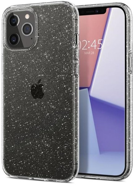 Spigen Liquid Crystal Glitter iPhone 12 Pro Max