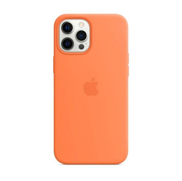 Apple iPhone 12 Pro Max Silikondeksel med MagSafe