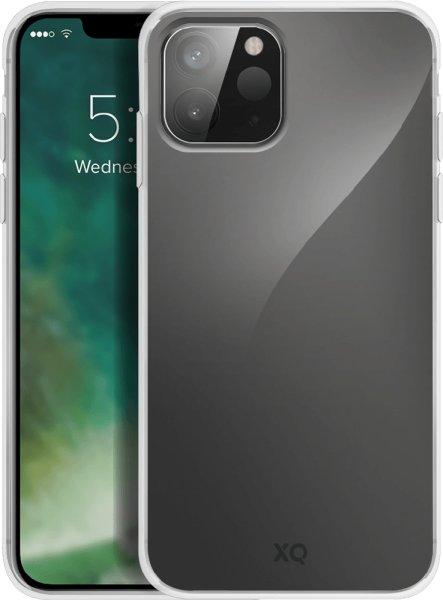 XQISIT Silikondeksel iPhone 12 Pro Max