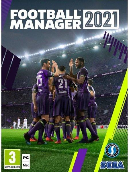 Football Manager 2021 til PC