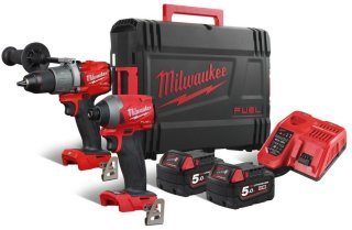 Milwaukee M18 FPP2A2-502X (2x5,0Ah)