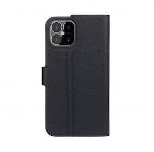 XQISIT Lommebokdeksel iPhone 12 Pro Max