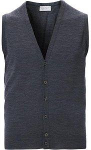 Huntswood Extra Fine Merino Waistcoat