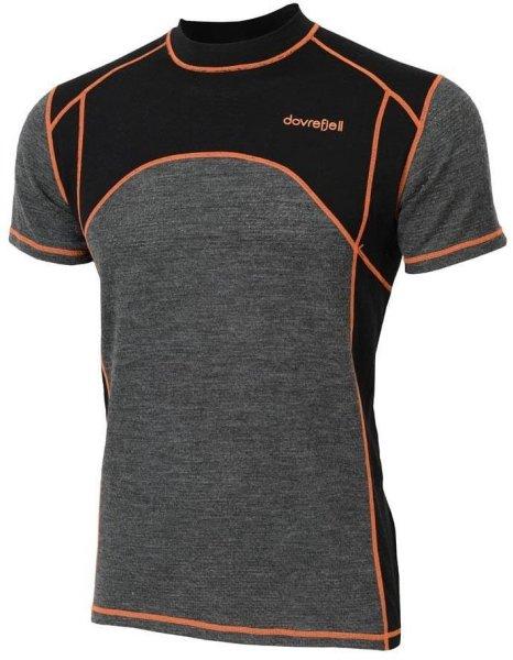 Dovrefjell Wool Mesh T-skjorte (Herre)