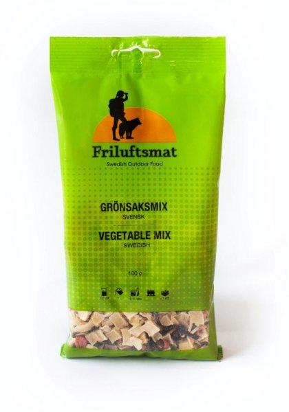 Friluftsmat Svensk grønnsaksmix