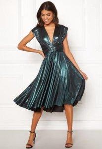Multi Tie Midi Dress