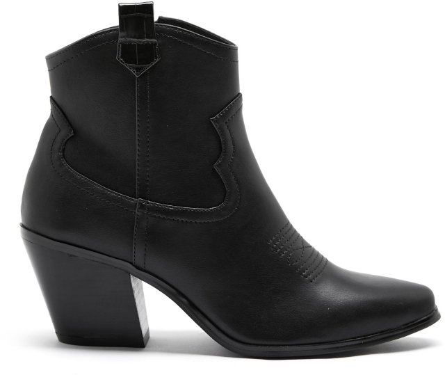 Bianco Clemetis Western Boot