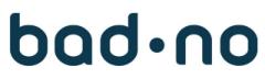 Bad.no logo