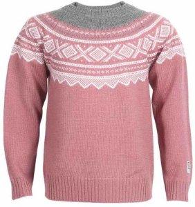 Marius Kids Wool Sweater Roundknitted