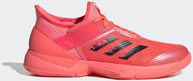 Adidas Ubersonic 3 hard court tennis Sko (Dame)