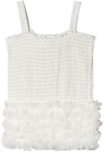 Frilly Topp