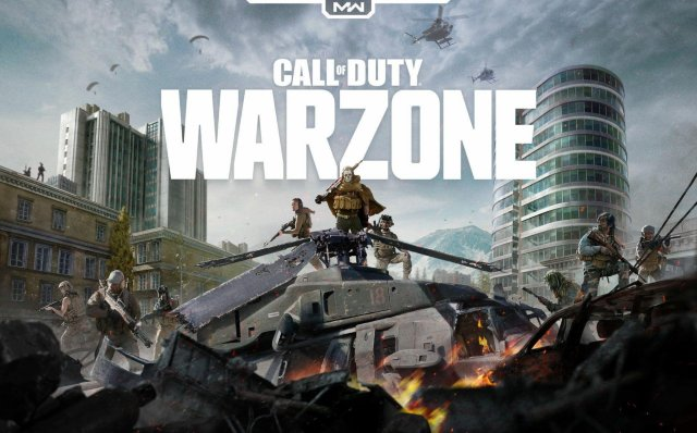 Call of Duty: Warzone til Playstation 4
