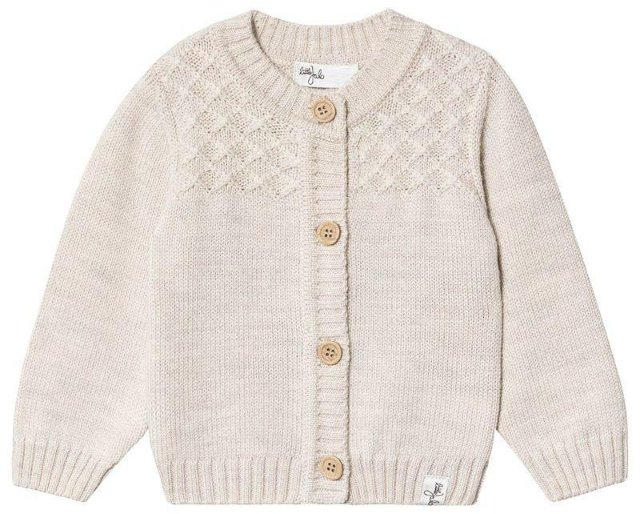 Little Jalo Knitted Baby Cardigan