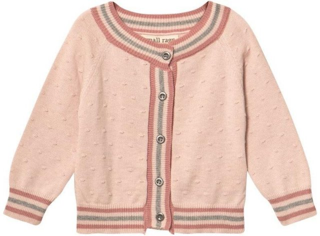 Small Rags Grace Strikket Cardigan