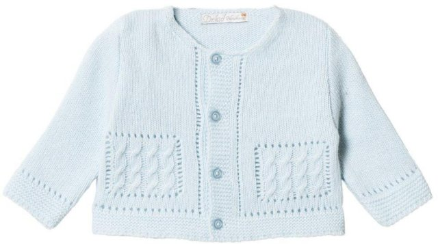 Dr Kid Knitted Cardigan Newborn