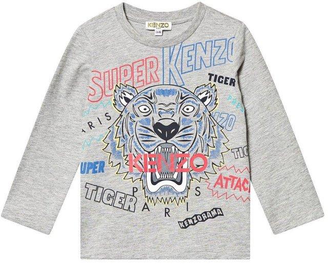 Kenzo Tiger Tynn Genser