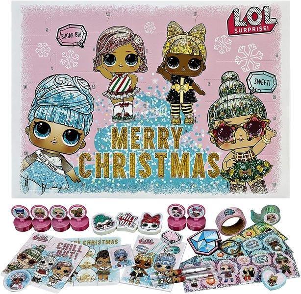 L.O.L. Surprise adventskalender