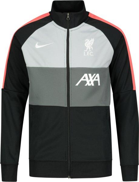 Nike Liverpool FC fotballtreningsjakke til store barn