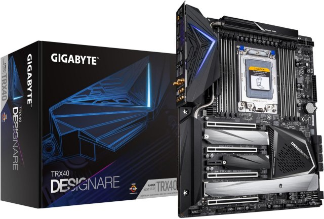Gigabyte TRX40 Designare