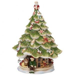 Villeroy & Boch Christmas Toys juletre med musikk