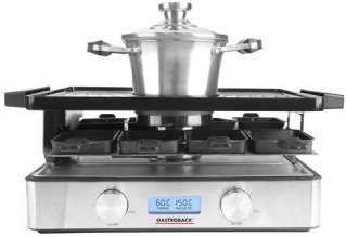 Gastroback Fondue+Raclette 42562