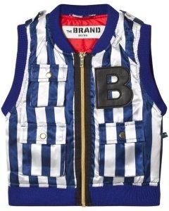The Brand Bomber Vest