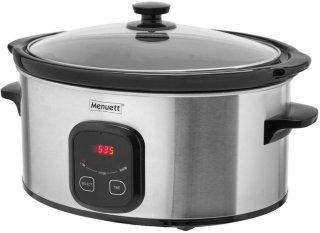 Menuett Slow cooker 6L 200W